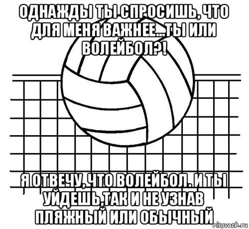 Сделать открытку, картинки с смешными надписями волейбол